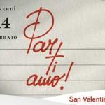 Trenitalia: a San Valentino si viaggia in 2 al prezzo di 1