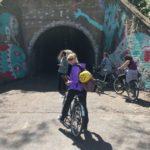 Roma: giro in bici tra i murales del Quadraro