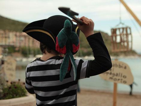notte dei pirati porto ercole