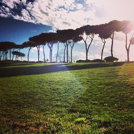Parchi di Roma: Villa Doria Pamphilj