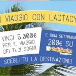 Vinci un viaggio con Lactacyd: la meta la scegli te!