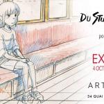 Miyazaki in mostra a Parigi dal 4 Ottobre 2014 al 1° Marzo 2015