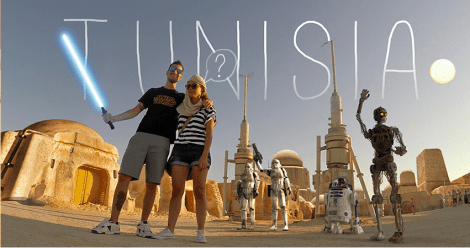 tour star wars in tunisia