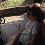 [Roma con bambini] Villa Borghese in trenino