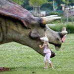 """World of dinosaurs"": 55 dinosauri a Caprara d'Abruzzo"