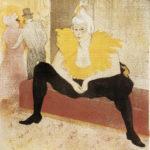 [Mostre a Roma] Henri de Toulouse-Lautrec all'Ara Pacis