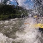 Rafting per tutti in Val di Sole (Trentino)