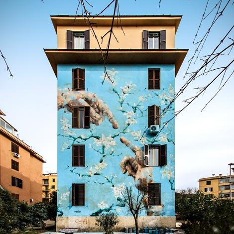 Rome Graffiti Tour
