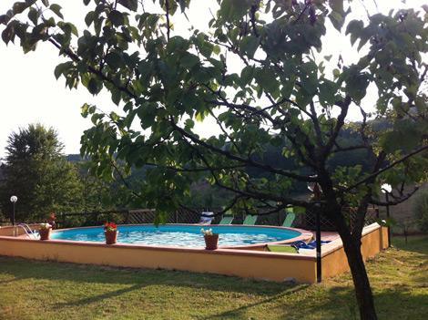 ponte del 2 giugno in agriturismo con piscina