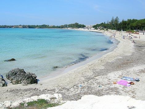 fontane bianche spiaggia sicilia
