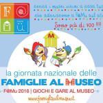 Giornata Nazionale delle famiglie al museo: 9 Ottobre 2016