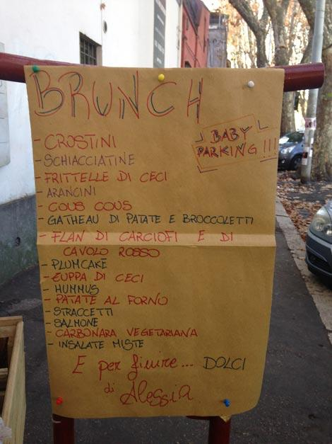 brunch baby friendly al ketumbar di roma