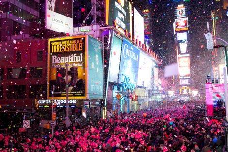 Capodanno a new york i migliori eventi oltre times square for Capodanno 2018 a new york
