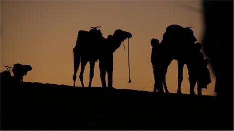 dune erg chebbi marocco