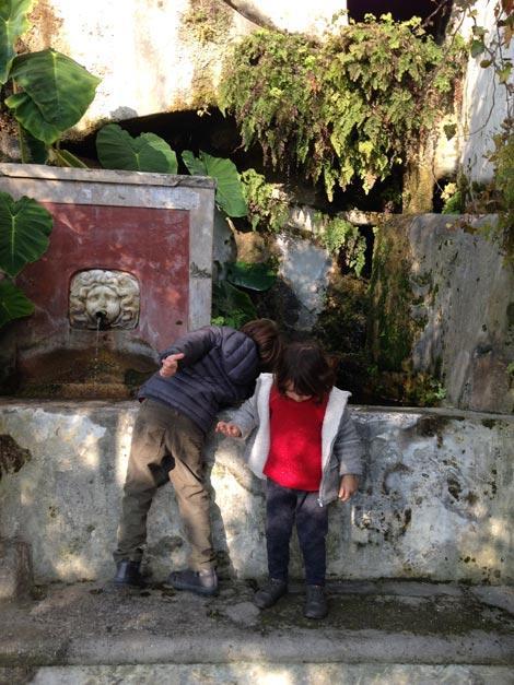 Il Giardino della Minerva salerno
