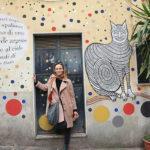 Salerno Luci d'artista (con bambini), la nostra esperienza