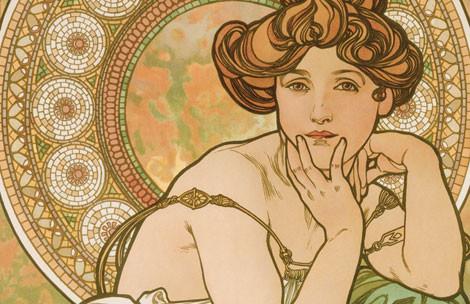 La mostra a Roma di Alphonse Mucha