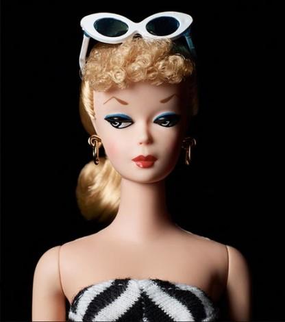 Mostra Barbie a Roma