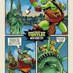 Le Tartarughe Ninja promuovono New York con bambini