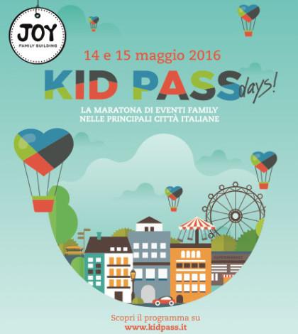 Kid Pass Days 2016