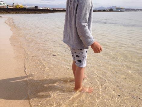 spiaggia di corrlejo