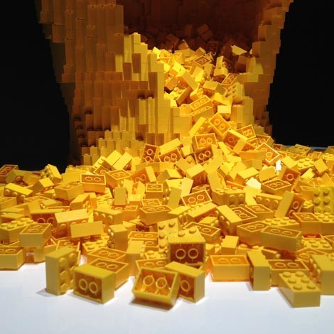 mostra lego milano the art of the brick