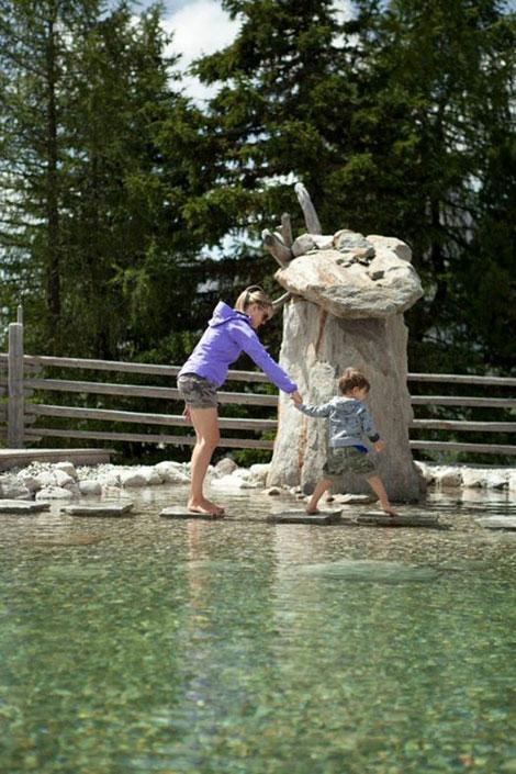 vacanze in montagna con i bambini