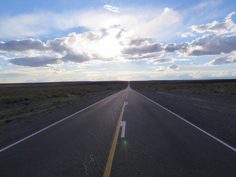 viaggio in moto in solitaria mendoza
