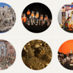A Roma i 100 presepi di piazza del Popolo fino al 7 Gennaio 2018