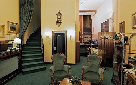 hotel milano centro