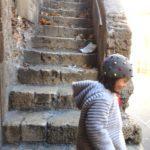 La nostra gita ad Anagni (in Ciociaria) con bambini