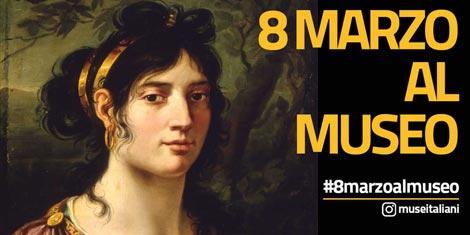Musei Gratis l'8 Marzo
