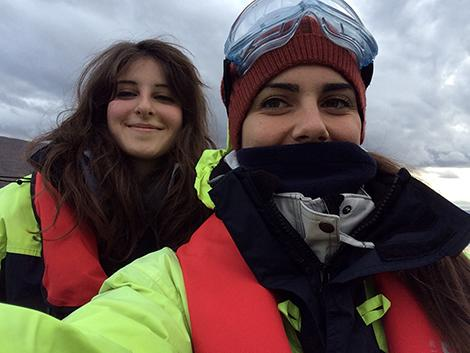 In islanda per vedere le balene