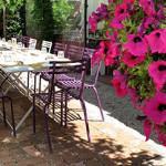 5 ristoranti (all'aperto) a Roma per le famiglie con bambini