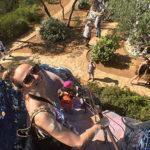Gita al Giardino dei Tarocchi con i bambini (Capalbio)