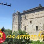 Il fantastico Castello di Babbo Natale a Lunghezza