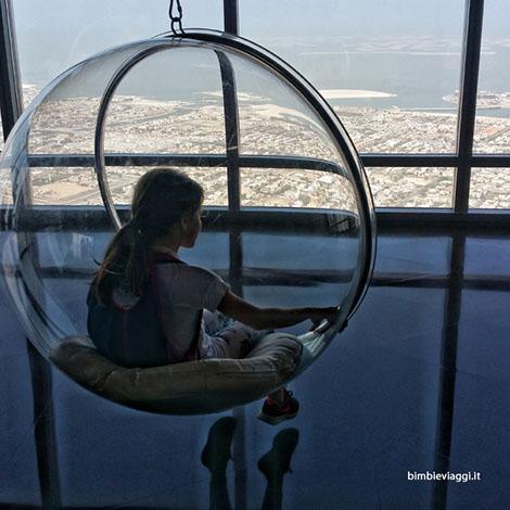 Weekend all'estero con bambini in inverno: Dubai