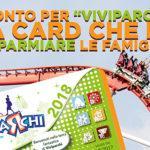 Codice sconto per Viviparchi, la card che fa risparmiare le famiglie