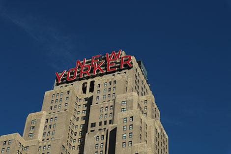 The New Yorker hotel