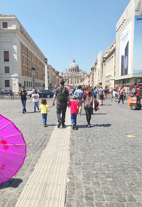 Free Walking Tour a San Pietro