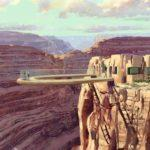 Skywalk: passeggiata a strapiombo sul Grand Canyon