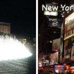 Vinci un viaggio a New York o Las Vegas