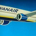 Meno di 10 euro per un volo Ryanair