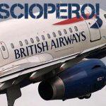 Sciopero della British Airways