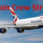 La British Airways ancora in sciopero