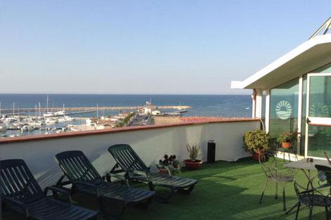 rodi garganico hotel sul mare