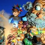 Il Carnevale di Cento a ritmo di samba