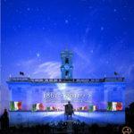 Programma notte tricolore Roma