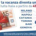 Offerta volo per la Sardegna