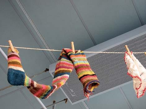 Le calze di Pippi